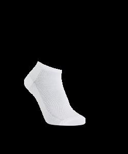 iZ Sock bambus ankelstrømper i hvid til unisex 48 - 50 Hvid