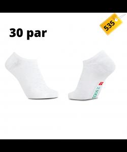 iZ Sock 30pak bambus ankelstrømper med blå prikker i hvid ( NY SOMMERKOLLEKTION ) 780-defaultCombination